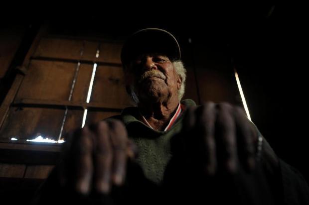 """Viver e morrer no """"Matão"""": Heranças da escravidão em uma comunidade quilombola na Serra Lucas Amorelli/Agencia RBS"""
