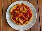 Na Cozinha: que tal uma torta de tomate para o final de semana? Robinson Estrásulas/Agencia RBS