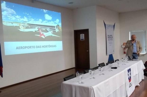 Governo federal autoriza construção e operação de aeroporto internacional em Canela Márcio Cavalli / Divulgação/Divulgação