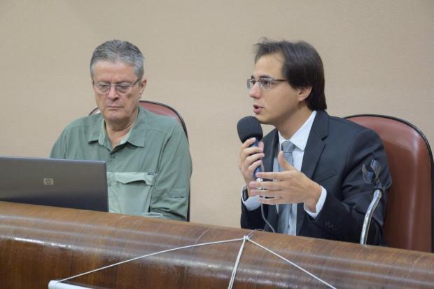 Plano Diretor provoca troca de alfinetadas entre prefeitura e Câmara de Vereadores de Caxias Pedro Rosano/Divulgação