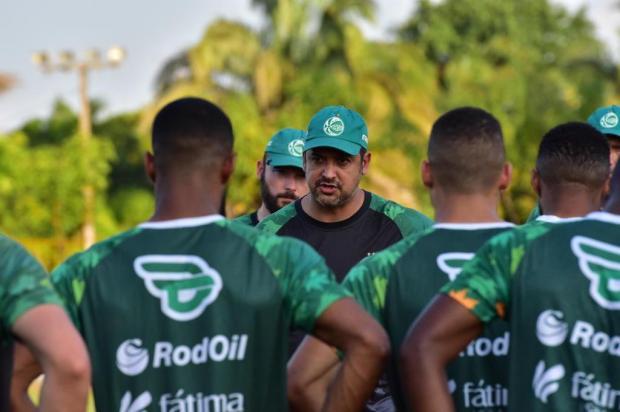 Intervalo: Para deixar o objetivo final mais próximo, Juventude precisa ter boa atuação no Maranhão Arthur Dallegrave/Juventude,Divulgação