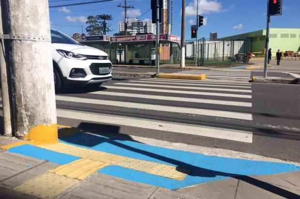 Construção de rampas para cadeirantes nas ruas de Caxias do Sul deve começar nesta semana André Fiedler/Agencia RBS