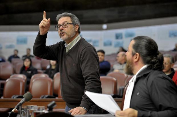 Confira quais vereadores votaram a favor e contra à admissibilidade do pedido de impeachment de Daniel Guerra Lucas Amorelli/Agencia RBS