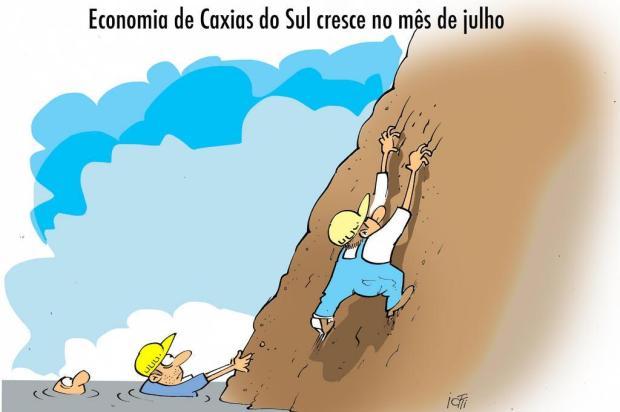 Iotti: economia de Caxias do Sul cresce no mês de julho Iotti/Iotti