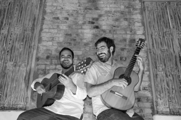 Tum Tum Instrumental terá shows com Duo Quintal e Kastrup & Grassmass neste domingo, em Caxias do Sul Mari Dussarat/Divulgação