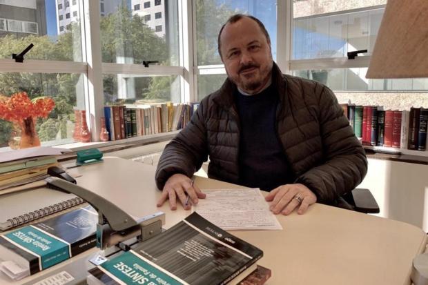Ex-vice-prefeito de Caxias anuncia que está fora do Patriota Assessoria de Comunicação Patriota/RS/Divulgação