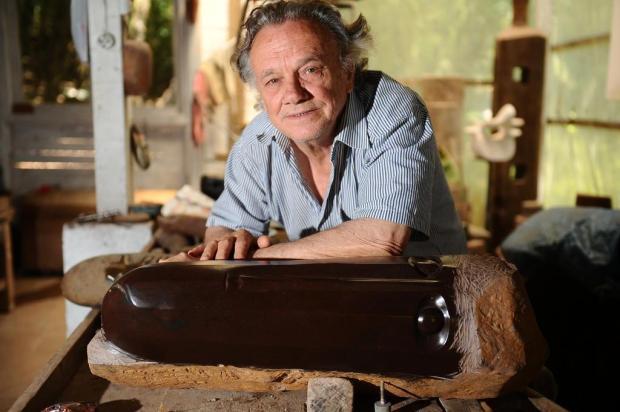 Gênios da criação contam como produzem suas obras de arte na Mostra ARQART, em Caxias Jonas Ramos/Especial