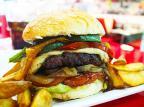 Burger com as cores da bandeira do RS é relançado em Caxias Patrick Padilha/divulgação