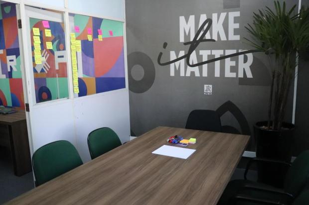 1º laboratório de inovação em um clube fica em Caxias do Sul Cristiele Arruda/divulgação