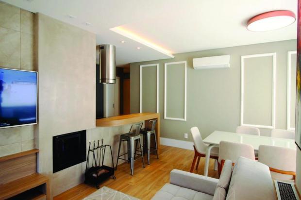 Casa & cia: inspire-se na decoração funcional e prática de um apartamento para aluguel temporário em Gramado Daniela Manosso Bampi/Divulgação