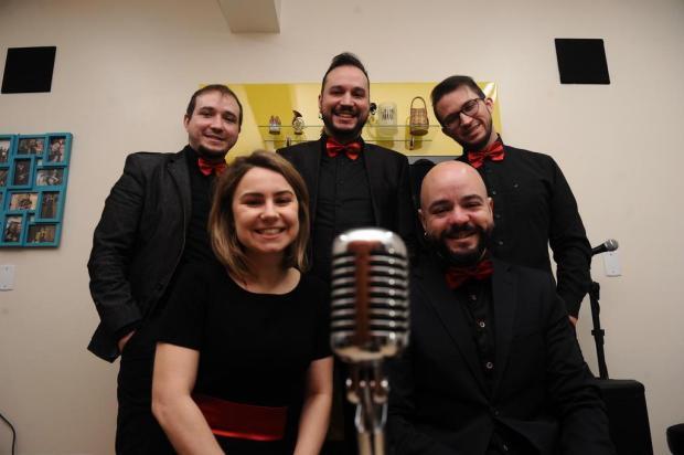 Vivendo de música: Quinteto Macedo, de Caxias do Sul, foca em eventos Antonio Valiente/Agencia RBS