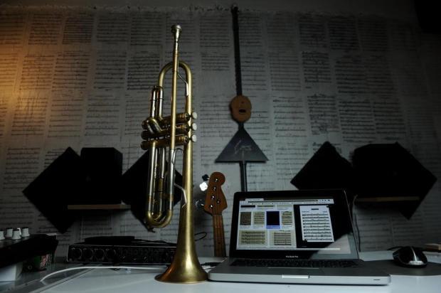 Vivendo de música: Caxias tem 366 empreendimentos ligados ao segmento Antonio Valiente/Agencia RBS