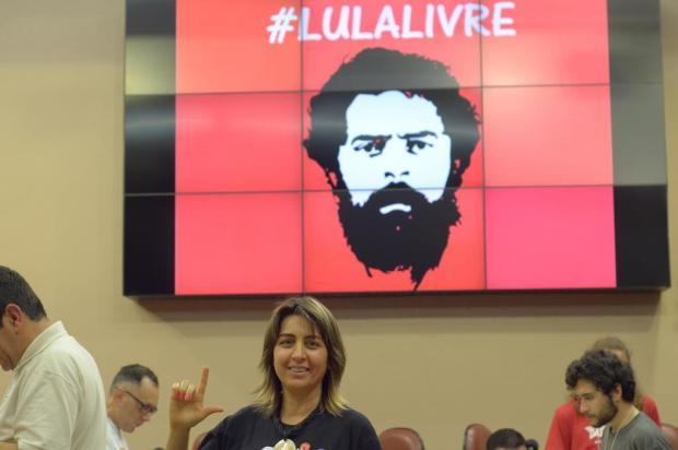 """Movimento """"Lula Livre"""" integra conversas do PT para aliança na disputa à prefeitura de Caxias Mateus Frazão/Agencia RBS"""