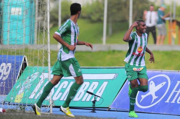 Goleador do Juventude em 2013, Zulu servia como espelho para o agora titular Carlos Henrique Porthus Junior/Agencia RBS