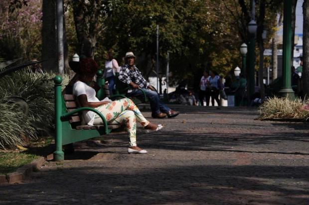Semana começa com sol e temperaturas altas na Serra Antonio Valiente/Agencia RBS