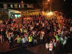 Depois de show na arquibancada, a alegria Jaconera nas ruas com o acesso do Juventude Porthus Junior/Agencia RBS