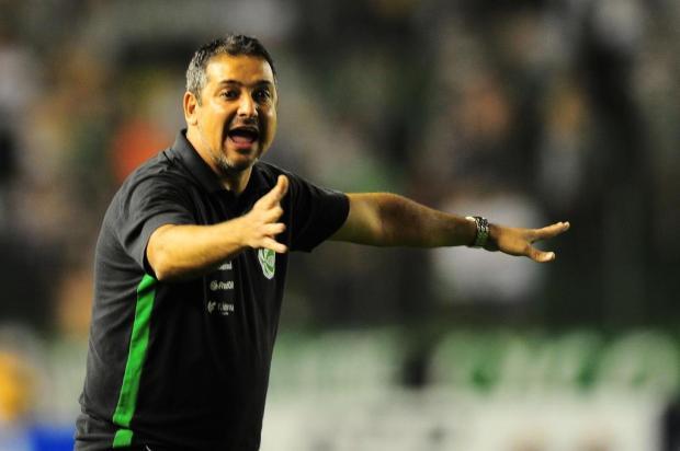 Intervalo: Cajá foi decisivo, mas Marquinhos Santos é o grande nome do acesso do Juventude Porthus Junior/Agencia RBS