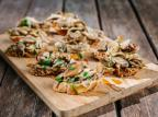Na Cozinha: bruschettas de cogumelos em 20 minutos? Destemperados/