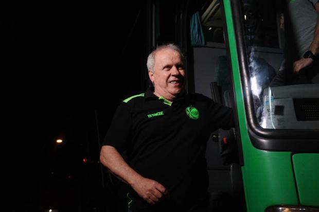"""""""Para o ano que vem, já estamos com meio grupo formado"""", fala diretor-geral de futebol do Juventude Antonio Valiente/Agencia RBS"""