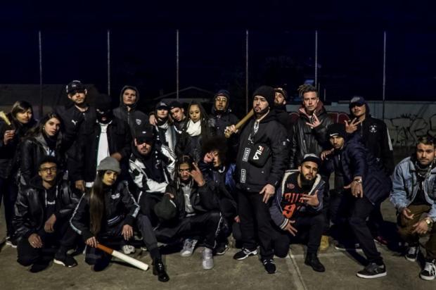 """VÍDEO: assista ao clipe """"Os mais Brabos"""", novo trabalho do grupo caxiense de hip hop Trip54 Divulgação/Divulgação"""