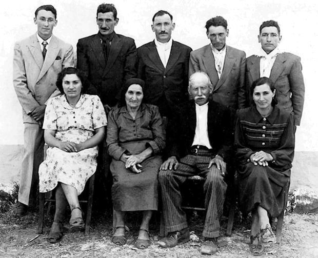 Homenagem à família Ongaratto em Carlos Barbosa Acervo de família / divulgação/divulgação