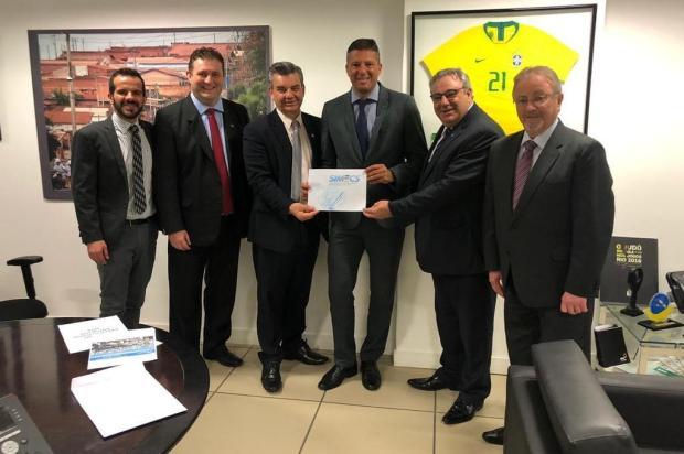 CIC de Caxias mantém contatos políticos em Brasília Ascom/Secretaria Especial do Esporte/Divulgação