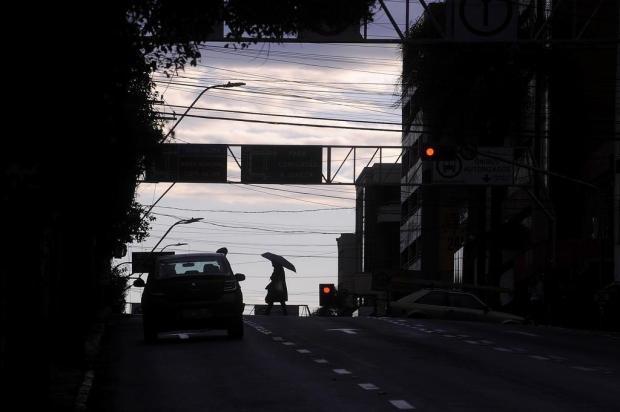 Quinta-feira deve ser marcada por chuva em pontos isolados na Serra Marcelo Casagrande/Agencia RBS