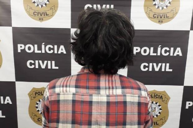 Após denúncia, polícia flagra homem com plantação de maconha em Caxias Brigada Militar  / Divulgação /Divulgação