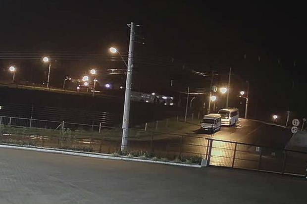 VÍDEO: imagens mostram correria durante e após assalto que acabou em morte de mulher em Caxias do Sul Polícia Civil / Divulgação/Divulgação