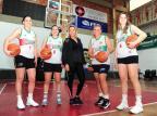 Caxias do Sul volta a ter equipe no Estadual feminino de basquete após 10 anos Porthus Junior/Agencia RBS