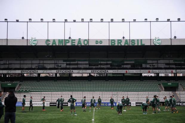 Intervalo: Manter o nível de concentração é um dos desafios do Juventude para a semifinal Antonio Valiente/Agencia RBS