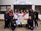 Escola municipal de Santa Lúcia do Piaí é a primeira de Caxias do Sul a formar cooperativa escolar Antonio Valiente/Agencia RBS