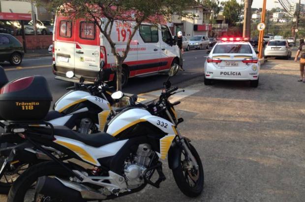 Idosa é atropelada na Av. São Leopoldo, em Caxias Marcelo Passarella/Agência RBS
