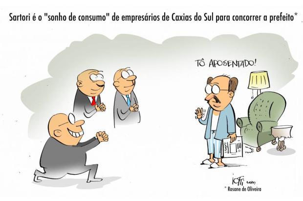 "Iotti: Sartori é o ""sonho de consumo"" de empresários de Caxias para concorrer a prefeito Iotti/"