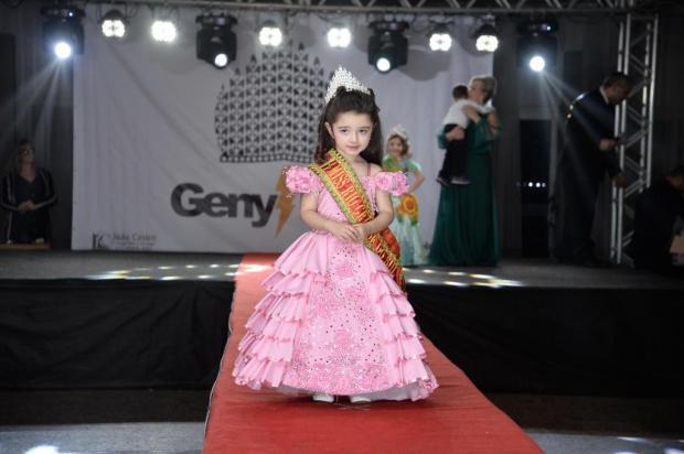 Caxiense de três anos é eleita Miss Rio Grande do Sul Infantil 2019 João Castro/Divulgação