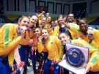 Jogadora do Recreio da Juventude conquista o bronze no Mundial Sub-18 de vôlei feminino FIVB/Divulgação
