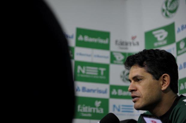 Fahel celebra oportunidade e pede concentração máxima ao Juventude por vaga na decisão Lucas Amorelli/Agencia RBS