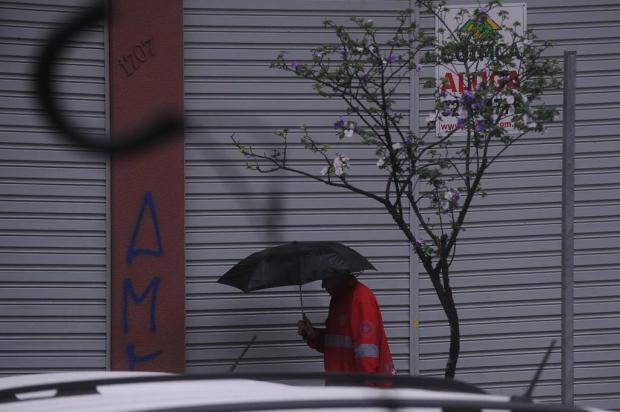 Chuva começa a perder força nesta quarta-feira na Serra Marcelo Casagrande/Agencia RBS
