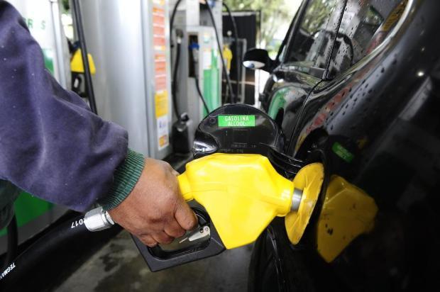Preço da gasolina sobe R$ 0,05 e atinge patamar mais alto desde agosto em Caxias Ronaldo Bernardi/Agencia RBS