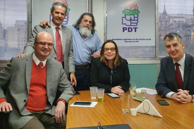 Em visita à Assembleia, ex-prefeito diz que não tem saudade de mandato eletivo Miguelina Vecchio/Divulgação