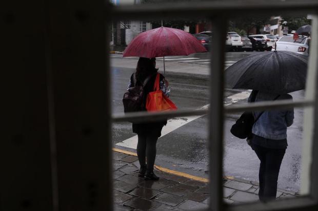 Alerta de chuva intensa na Serra permanece até a tarde desta quarta-feira Marcelo Casagrande/Agencia RBS