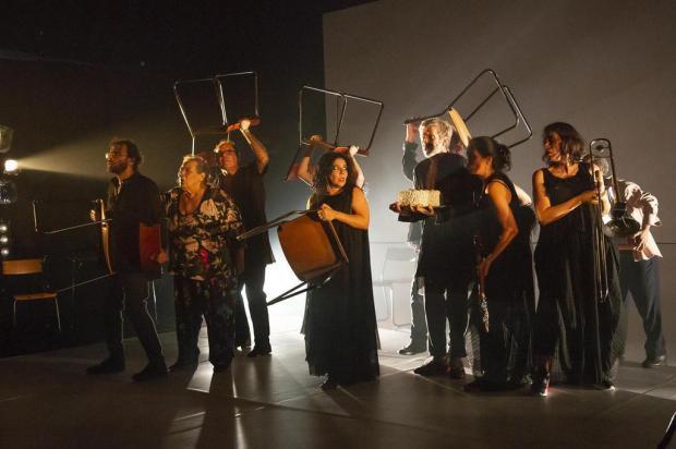 """Espetáculo """"Outros"""", do grupo mineiro Galpão, é atração em Caxias do Sul nesta sexta-feira Guto Muniz/Divulgação"""