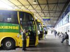 Devido ao feriadão de 20 de Setembro, 19 ônibus extras são colocados à disposição na rodoviária de Caxias do Sul Roni Rigon/Agencia RBS