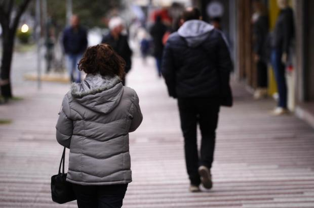 Tempo nublado e chuva predominarão nesta sexta-feira na Serra Antonio Valiente/Agencia RBS