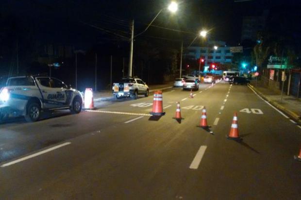 Blitz flagra 36 condutores sob efeito de álcool na madrugada desta sexta-feira, em Caxias do Sul SMTTM/Divulgação
