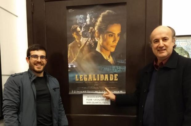 PDT caxiense se articula para ir ao cinema Denise Rossa/Divulgação