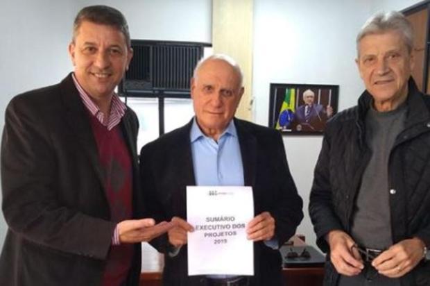 Ex-vice-prefeito de Caxias do Sul se filia sábado ao Podemos Facebook/Reprodução