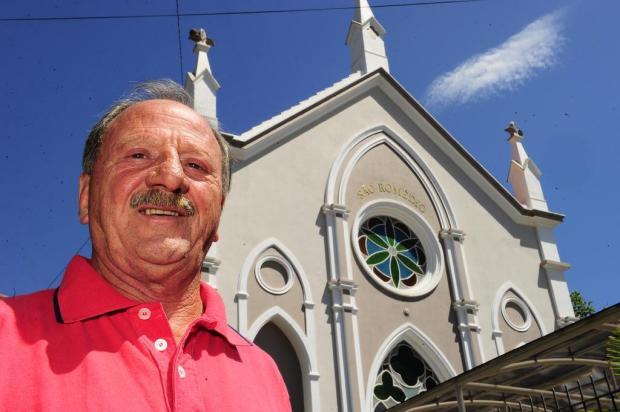 Morre em Caxias do Sul padre Roque Grazziotin Porthus Junior/Agencia RBS