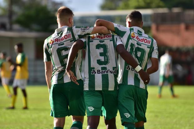 Juventude estreia contra o Figueirense na Copa Sul Sub-19 Gabriel Tadiotto / EC Juventude/EC Juventude