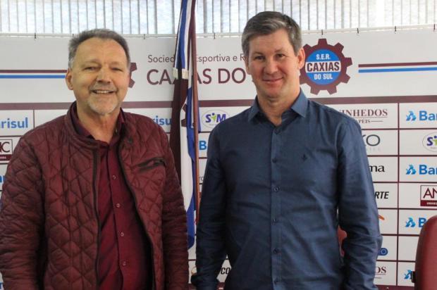 Intervalo: Os novos rumos do futebol do Caxias, de olho na próxima temporada Vitor Soccol/SER Caxias / Divulgação